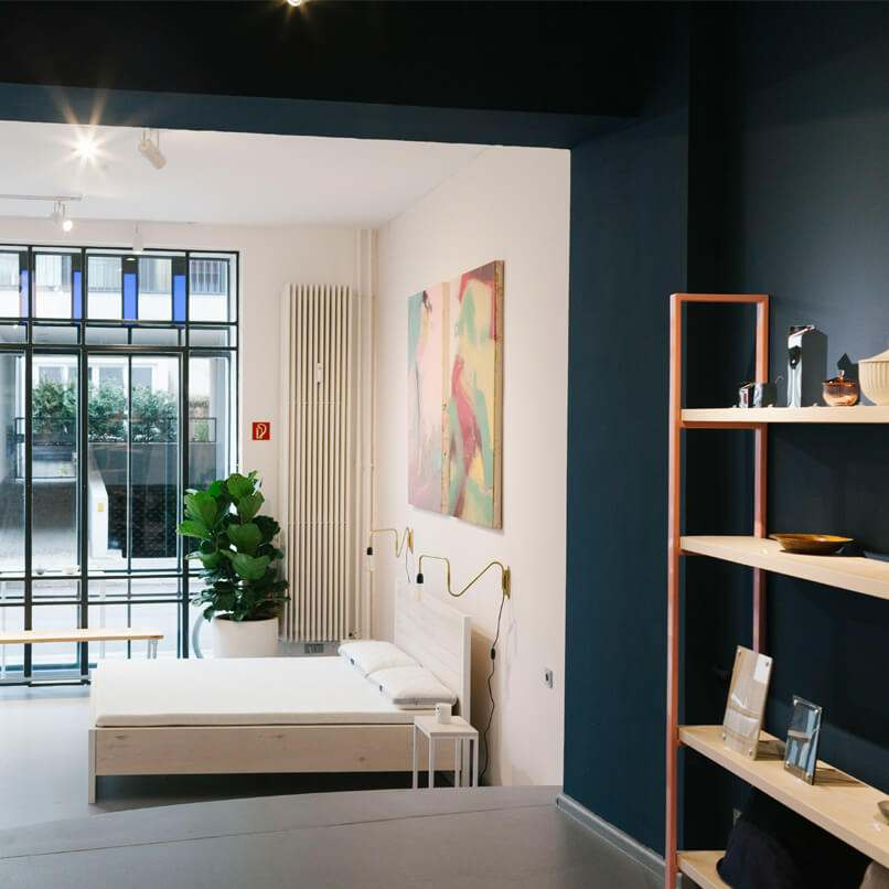 JOHANENELIES Showroom Berlin