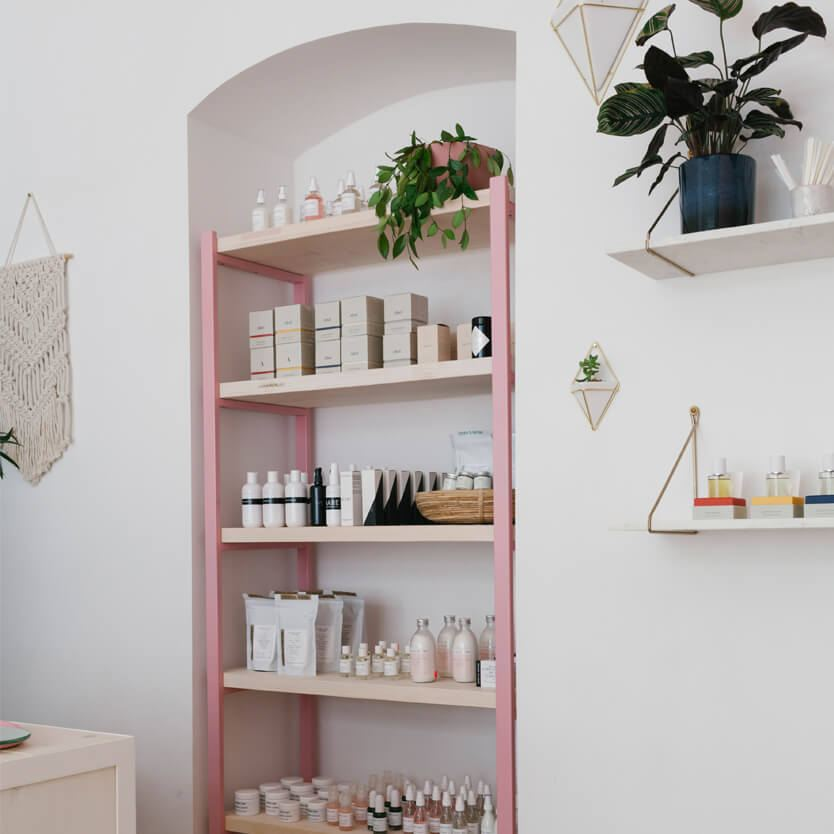 Furniture Design Collaboration for Lovely Day Beauty Store