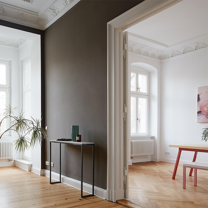 JOHANENLIES PROJECTS |Console table for Fantastic Frank