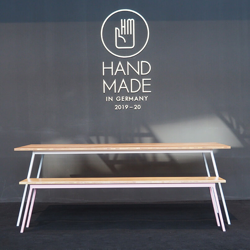 JOHANENLIES at the Handmade in Germany Worldtour